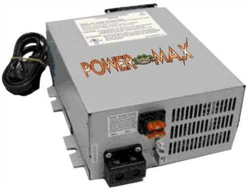 Price comparison product image PowerMax PM3-15 12 VOLT DC 15 AMP Converter with 3 STAGE Automatic Smart Battery Charger