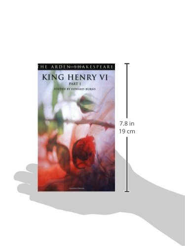Amazoncom King Henry Vi Part 1 Arden Shakespeare Third Series