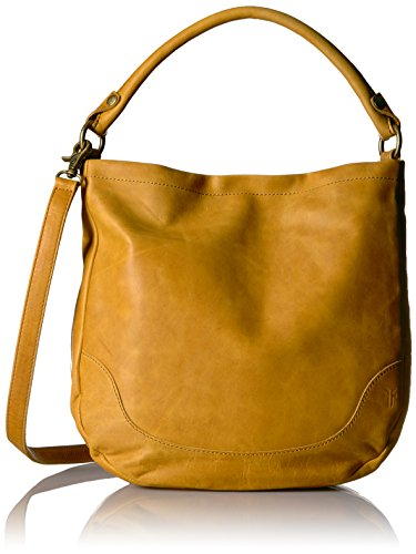 Handbag Mustard FRYE Leather Melissa Hobo IX44qrBwn