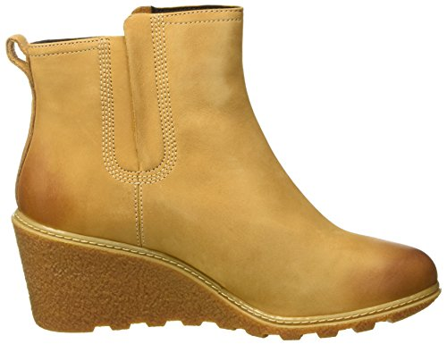 Timberland Wheat Women's Chelsea Amston Boot Nubuck xH6qC