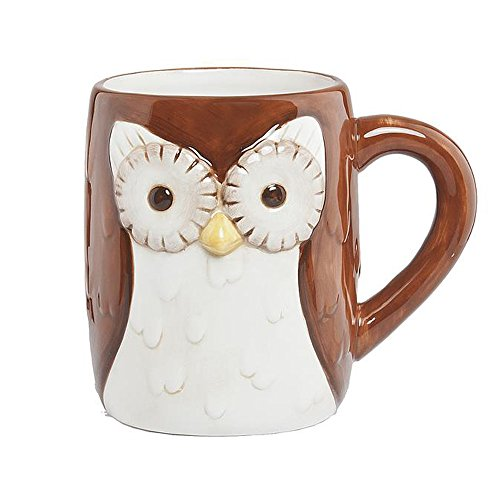 - Woodsy Owl Mug Ceramic Coffee Cup