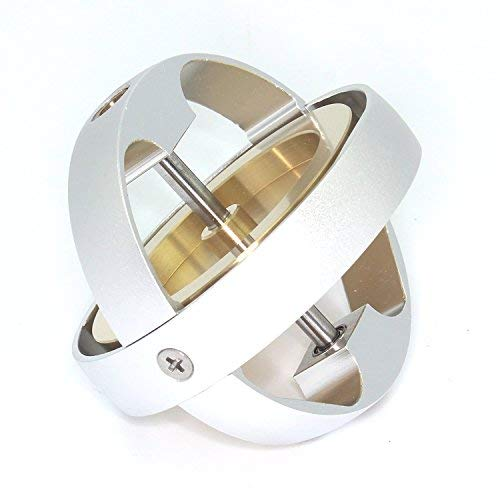 - Gnome 7500 rpm DIY Super Precision Gyroscope with Gimbals