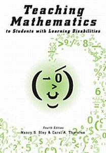 Sammons preston Teaching Mathematics to Students with Learning Disabilities - Fourth Edition