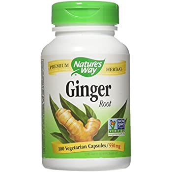 Nature S Way Ginger Root