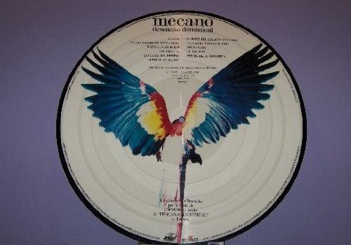 Mecano - Descanso Dominical Lp - Zortam Music