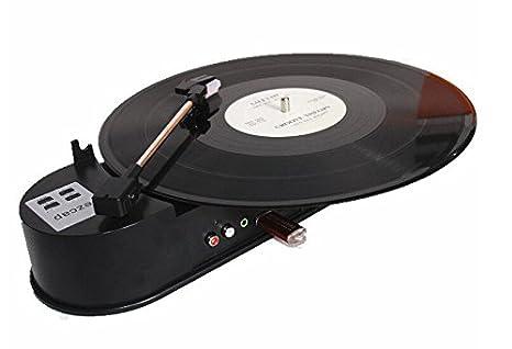 USB Turntable Tocadiscos para la conversión de vinilo LP registros ...