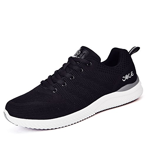 Anti Lace 5 Running Mens Grey Tennis Light Trail up 8 Sports Lightweight Winter M Slip Casual Shoes Outdoor D US 4aFwxqdd0t
