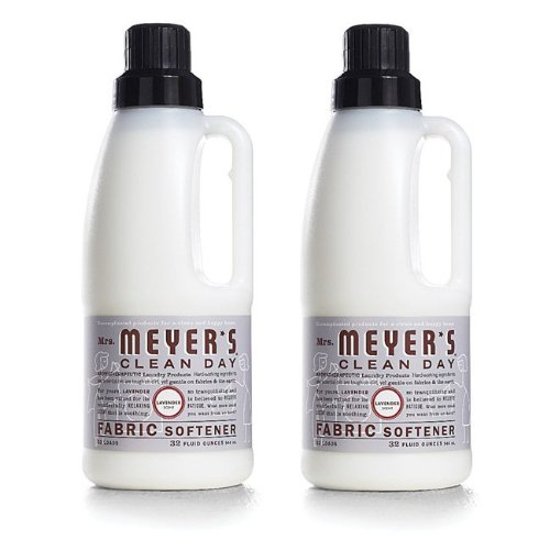 Mrs. Meyer's Clean Day Fabric Softener - Lavender - 32 oz - 2 pk (Natural Laundry Softener compare prices)