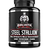 Goliath by Dr. Emil Steel Stallion - Male Enhancement Supplement - Libido