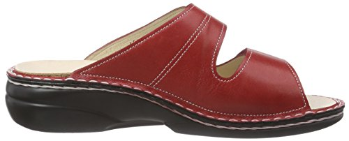 Finncomfort Sansibar Dames Mules Rood (red)