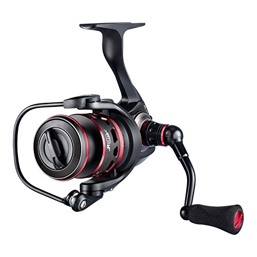 sealed fishing reel - 1