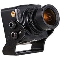Goolsky RunCam Swift Mini 600TVL 2.5mm Lens DC 5-36V FPV Camera OSD w/ IR Blocked NTSC for QAV250 Racing Drone Aerial Photography