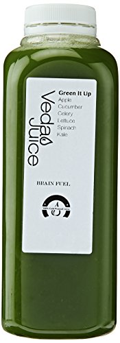 Veda Juice, Green It Up, 16oz