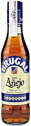 Brugal Ron Añejo 35 Cl - 3 botellas x 350 ml - Total: 1050 ml ...