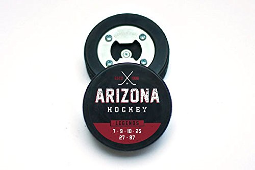 The PuckOpener – Hockey Puck Bottle Opener – Arizona Legends Review