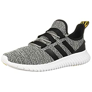 adidas Men's Kaptur Sneaker, Grey/Black/raw White, 10 M US