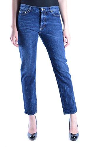 Donna Cotone MCBI139029O Golden Jeans Blu Goose ZEw44qf