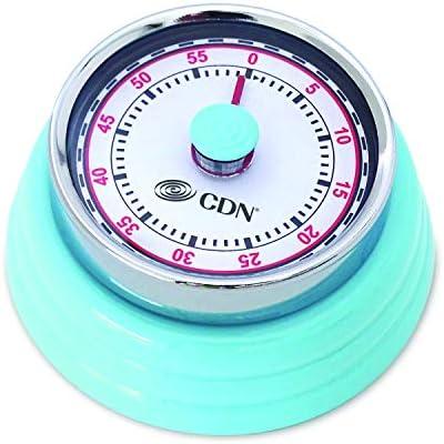 CDN MT4 B Compact Mechanical Timer Blue