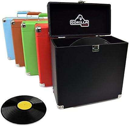 Gorilla LP-45 - Caja de almacenamiento y transporte de estilo ...
