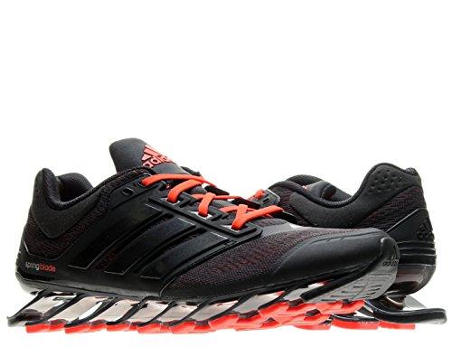 77324be800d9 adidas Springblade Drive Mens Running Shoes C75665 Core Black 8.5 M US  (B00LRQQY9W)