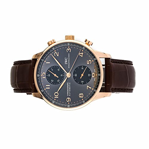 IWC-Portuguese-automatic-self-wind-mens-Watch-IW371482-Certified-Pre-owned