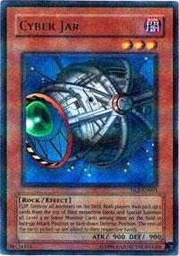 Yu-Gi-Oh! - Cyber Jar (HL2-EN001) - Hobby League Season 2