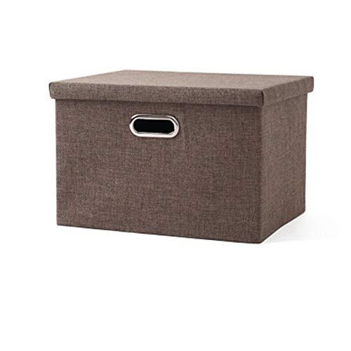 Ocamo - Bolsa de almacenamiento grande y resistente, reutilizable, bolsa de transporte plegable, cuadrada, caja de...