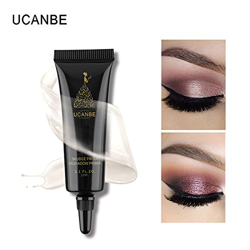 ZeHui Portable Base Eyeshadow Primer Cream Full Coverage Concealer Long Lasting Anti-sweat Eye Care Cream
