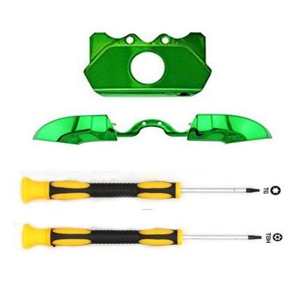SN RIGGOR Replacement Chrome Bumpers Screwdriver Controller product image