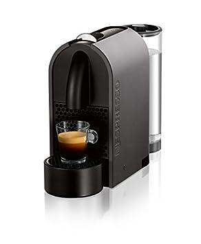 Nespresso UMat D50 Independiente Totalmente automática Máquina de café en cápsulas 0.8L 1tazas Negro,