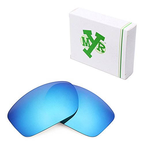 Mryok Polarized Replacement Lenses for Oakley Valve - Ice - Lenses Oakley Valve Replacement Polarized