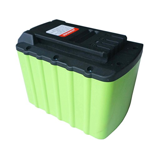 ALEKO G3868B  AGTB3.0AH Replacement Battery Pack for G15242 String Trimmer, G15243 Hedge Trimmer, G15244 Leaf Blower