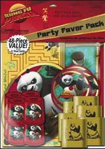 (Kung Fu Panda 48 Piece Party Favor)