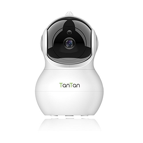 TanTan 1080P HD Wireless Smart Dome Camera Only $24.74