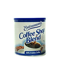 Entenmann's Coffee Shop Blend 100 % Arabica Coffee, 34.5-Ounce Can
