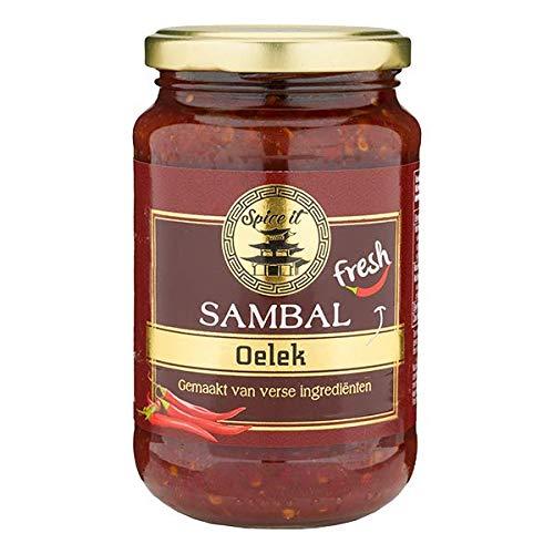 Spice It Sambal Oelek 375g