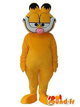 Buy Garfield The Cat Costume Representative Online At Low Prices In India Amazon In