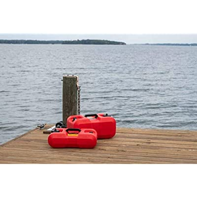 Scepter Marine EPA Portable Fuel Tank: Sports & Outdoors
