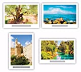 Send encouraging words to friends and loved ones with an inspirational card from DaySpring. Each card features KJV Scripture paired with stunning photographs from The Holy Land .Details:Breathtaking images from The Holy LandHeartfelt sentimen...