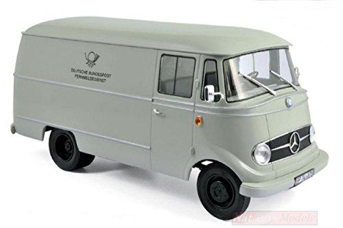 norev-nv183417-mercedes-l319-van-deutsche-post-1957-grey-118-modellino-die-cast