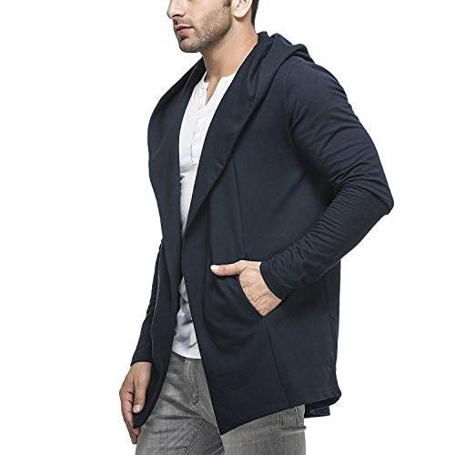 41yg IEOzmL. SS500  - Tinted Men's Cotton Blend Cardigan