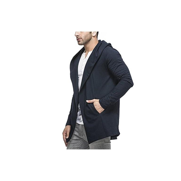 41yg IEOzmL. SS768  - Tinted Men's Cotton Blend Cardigan