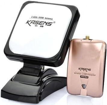 Kasens 990WG 6000mW con antena direccional: Amazon.es ...