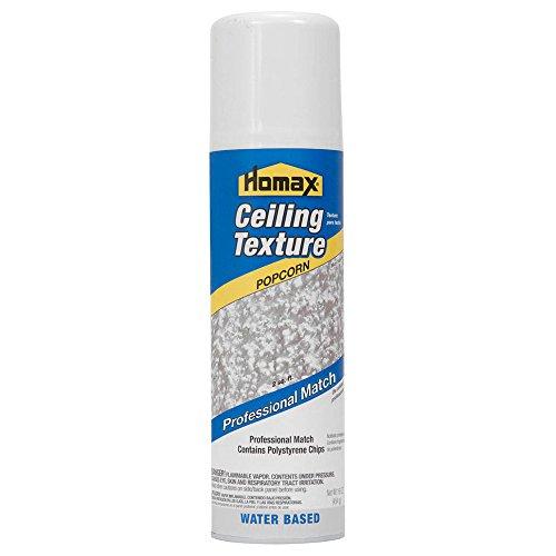Ceiling Texture 14 oz, Popcorn, Professional Match Aerosol Ceiling Texture ()
