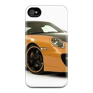 Durable Defender Cases For Iphone 6plus Covers(porsche 911 Techart)