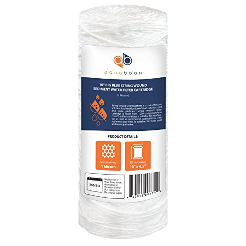 Big Blue String - 1-PACK Of 1 Micron 10