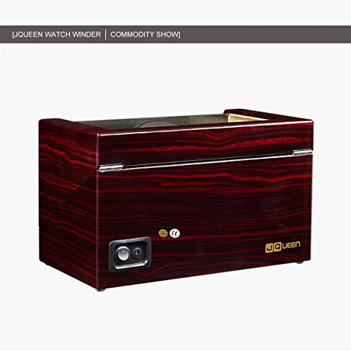 JQUEEN Automatic Quad Watch Winder with Double Quiet Mabuchi Motors by JQUEEN (Image #2)