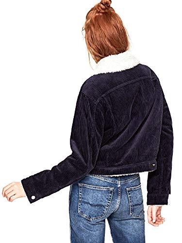 Pl401563000 Jeans Giacca Denim Pepe Blue 'tess' xIBwO04q4