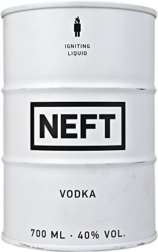 Neft white Vodka (1 x 0.7 l)