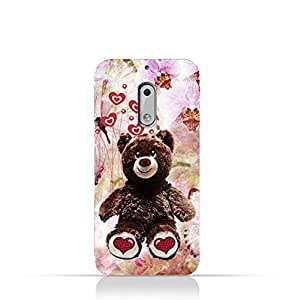 Nokia 6 TPU Protective Silicone Case with My Teddy Bear Design